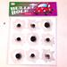 TRICK BULLET HOLES STICKERS