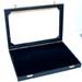 ENCLOSED JEWELRY TRAY WITH PAD