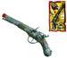 DIE CAST PIRATE PISTOL CAP GUN