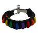 Gay Pride Paracord Bracelet