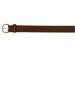Deluxe DRESS Belt Brown