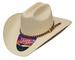 CANVAS STRAW HAT COWBOY HAT, COWBOY HATs