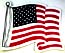 Ribbon Magnet USA/ America FLAG