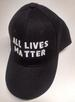 Baseball Caps / Hats Embroider - All Lives Matter. One Size