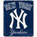 FLEECE Throw BLANKET  50x60 - MLB New York Yankees