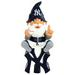 Gnomes Sitting on Team Logo New York YANKEES MLB
