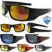 COLD WATER CLASSIX SPORTS SUNGLASSES WITH COLOR MIRROR