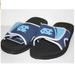 Shower Slide Slippers SANDALS - NCAA North Carolina