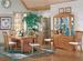 Furniture, Dinettes 6421:Table,Side CHAIR,Arm CHAIR,Hutch/Buffet