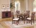 Furniture, 6 Pcs Dinettes Set: 1 Table, 4 CHAIRs, 1 Server