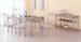 Furniture,Dinettes 7590:1 Table,6 CHAIRs,1 Server
