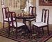 Furniture, 5 Pcs Dinettes Set: 1 Table, 4 CHAIRs