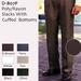 Poly/Rayon Men's DRESS Pants