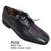 Men's Dress SHOES with UP Upper Black