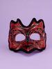 HOLIDAY Seasonal Halloween Best Ever Mask -Demon