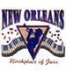 Apparel T-shirt Cities & Resorts Printed:''NEW Orleans, LA''