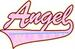 Apparel T-shirt Junior Teen Scene DENIM Printed:''Angel''