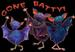Apparel T-shirts HOLIDAYs Halloween Printed:''Cone Batty''