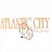 Apparel T-shirt Cities NEW Jersey Printed:''Atlantic City''