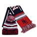 Pom Pom Beanie Winter Hat and Scarf Set NEW England