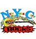 Apparel T-shirt Cities & Resorts Printed:''NEW York City, NY''