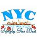 Apparel T-shirt Cities NEW York City Printed:''Simply the best''