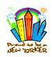 Apparel T-shirt Cities Printed:''NEW York City, NY''