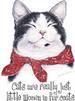 Apparel Tshirt Furry Friends Printed:''Little Women In Fur COATs''