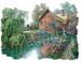 Apparel T-shirts Seasons HOLIDAYs Printed:''Willow Creek Mill''