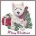 Apparel T-shirt HOLIDAYs Christmas Day Printed:''Merry Christmas''