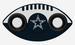 Fidget Spinner 2 Way - NFL DALLAS COWBOYS