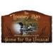 Apparel T-shirts Fall & HOLIDAY Printed:''The Looney Bin''