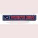 Plastic Street Sign - NFL NEW England Patriots