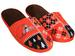 Men's Cleveland Browns Ugly Sweater SLIPPERS