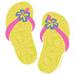 Apparel T-Shirts Beach Resort Designs Printed:''Pair Of FLIP FLOPS