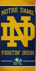 Wholesale Beach TOWEL - NCAA Notre Dame