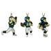 Mini sports FIGURINE Ornaments 3-Packs Set - NFL Philadelphia Eag