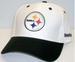 Baseball Caps/ Hats - NFL Pittsburgh STEELERS. White