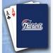 Team Logo Playing Card - NFL NEW England Patriots
