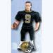 Drew Brees Gladiator ACTION FIGURE - NFL New Orleans Saints