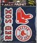 License Products 12'' Magnets - MLB Boston RED SOX
