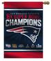 House Flags - 2018 NFL Super Bowl 53 Champs New England Patriots