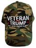 Wholesale BASEBALL cap Veteran For Trump