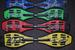 Wholesale SKATEBOARDs Dragon  Waving Rip Stick Boards 4pcs/case