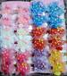 Wholesale Kitty HAIR CLIP assorted colors.