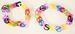 Wholesale Rubber BAND Loom BANDs Rainbow BRACELETs