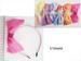 Wholesale Headband Bow TIE Design Assorted Colors
