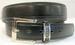 Wholesale plain black JEANS Adult Belt