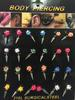 wholesale Body JEWELRY/ Body Piercing assorted colors