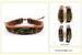 Wholesale SAINT Mary Leather Bracelet